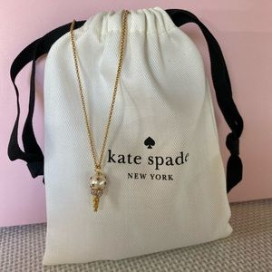 Kate Spade ♠️ Carnival Nights Ice Cream Necklace